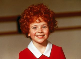 little orphan annie, red hair, hairrible