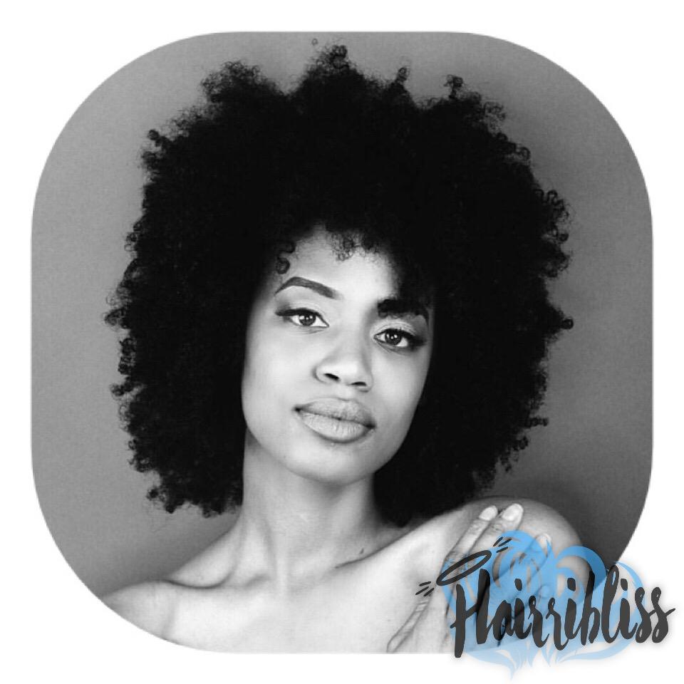 Kinky coily, natural hair, hairribliss on hairrible, Jorieanne