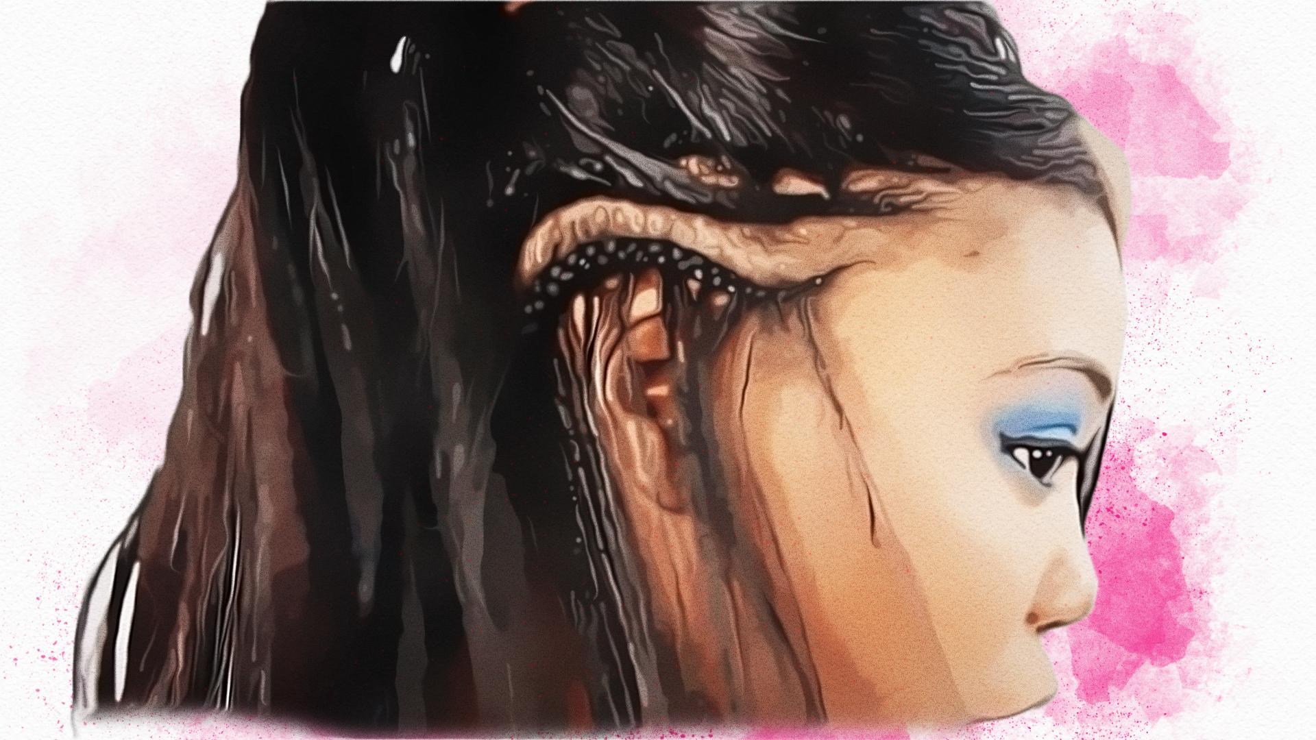 hairrible tales, damn you ricky, weave tracks, tree braids, natural hair