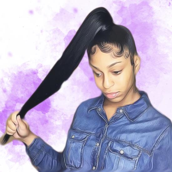 weave ponytail, weave, hairrible.com, hairrible tales, hairrible horrors, natural hair, black girl magic