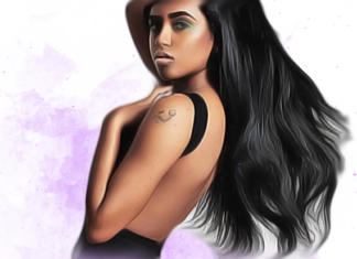 not really hairrible, beautiful black model, long black hair, hairrible.com, embarrassing hair stories, bad hair day, hairrible