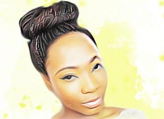powder brush, hairrible, hairrible.com, natural hair, hair braiding