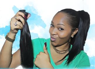 phony pony, weave ponytail, hairrible, hairrible tales, hairrible.com
